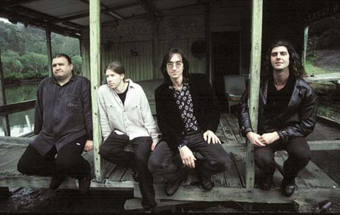 Promotional Shot 1998.  Photograph by Dirk Milburn.